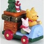 Pooh PHB BoxesTrolls Tin Tea Set