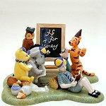 Pooh Figurines